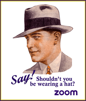 Say-Shouldn't You Be Wearing a Hat