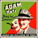 image-Adam Hats-worn by millions